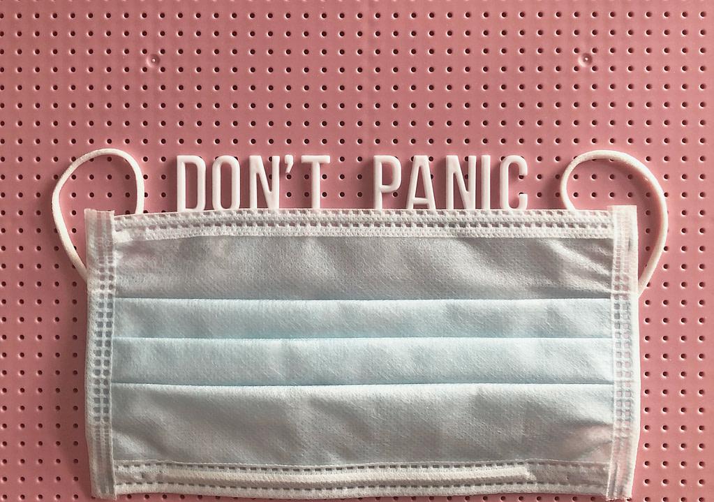 Keine Panik