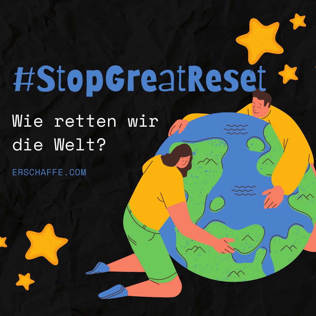 #StopGreatReset