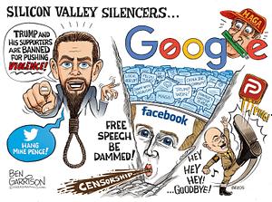 Digitale Meinungsfreiheit